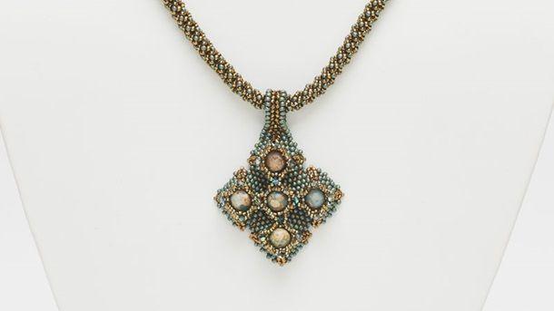 Африканское королевское ожерелье