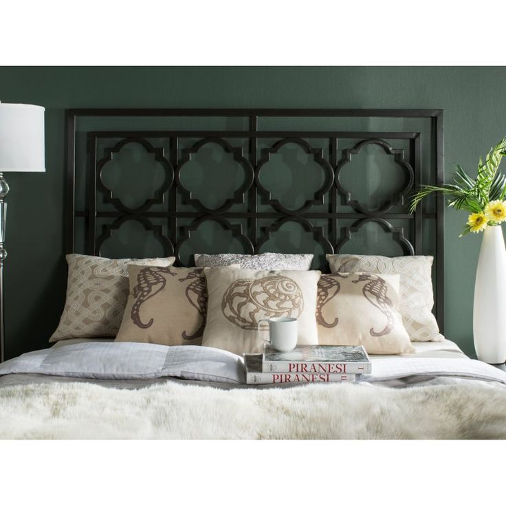 best 25 metal headboards ideas on pinterest. Black Bedroom Furniture Sets. Home Design Ideas