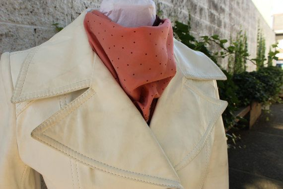 60's White Leather Jacket by LennysVintageVault on Etsy