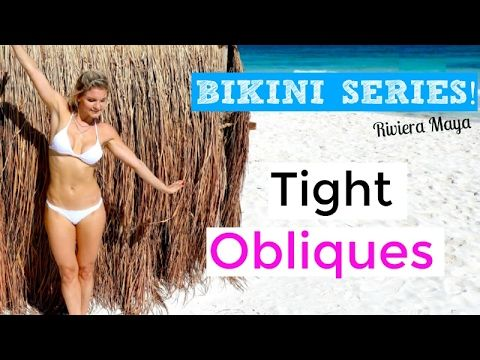 Getting those defined side abs is a blast when you follow this workout shot in beautiful Mexico! Wherever you are, feel the waves, the sun and the burn as we...