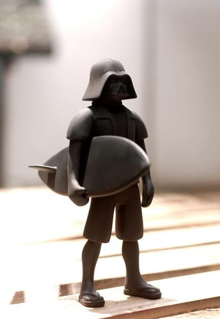 Surf Vader!