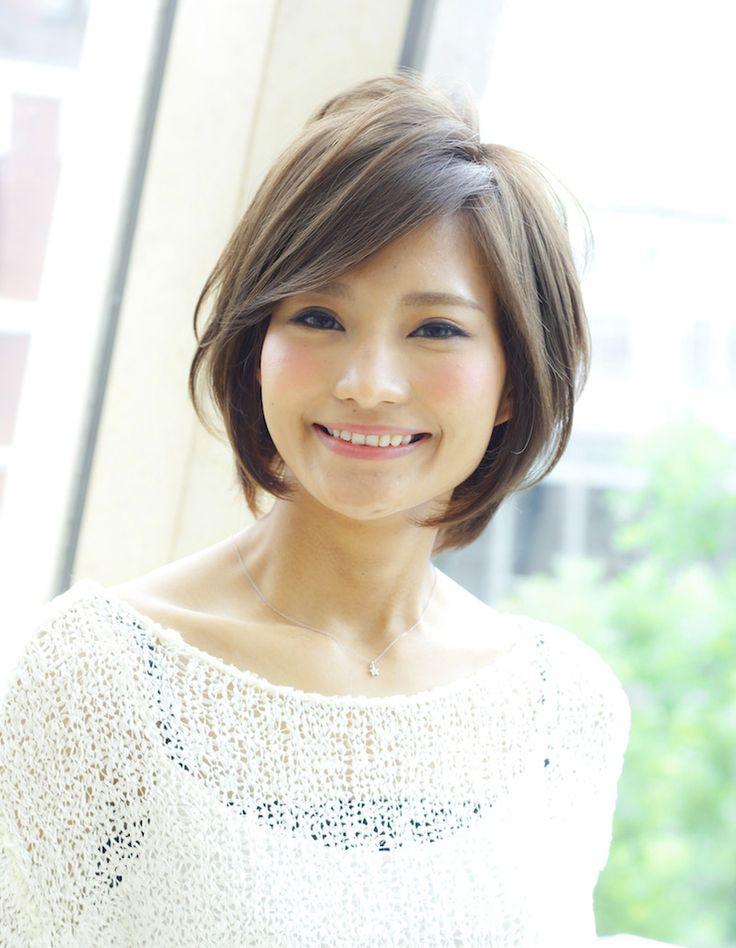 大人美人ショート(NA-61) | ヘアカタログ|AFLOAT(アフロート)のカリスマ美容師によるヘアスタイル