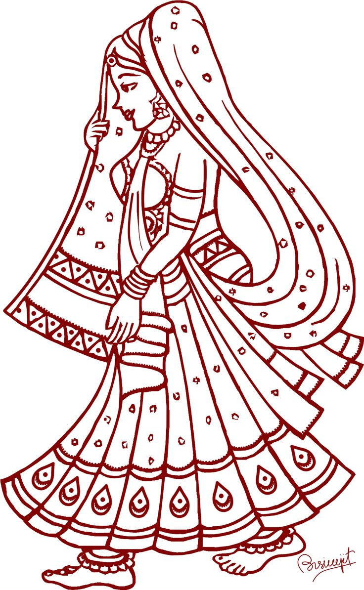 Indian+Bride.png (986×1600)