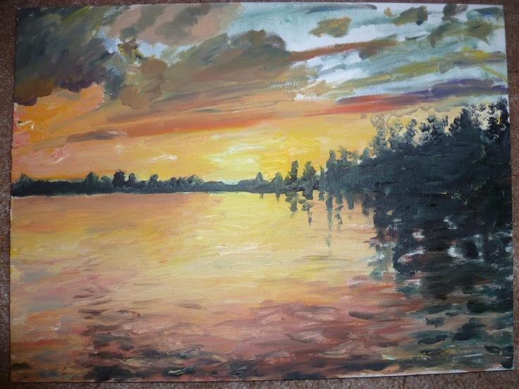 Acrylic Paint   Creative Creature by Joy Parsons