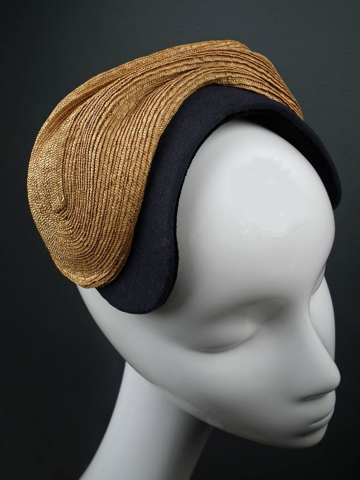 Couture Hats by Prudence Millinery London