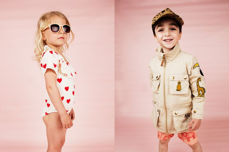 More great pics of the Mini Rodini summer ss14 collection -->