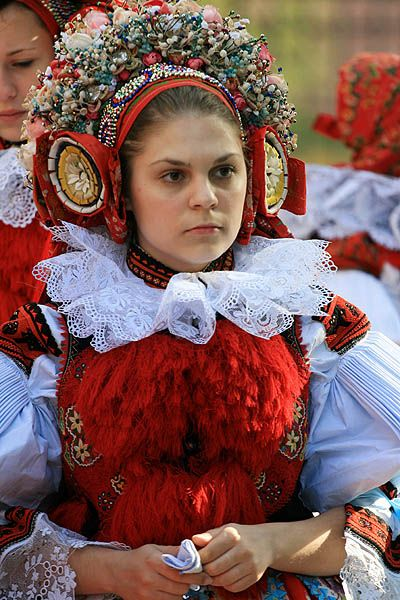 Moravian folk costume. By peace-on-earth.org on Flickr