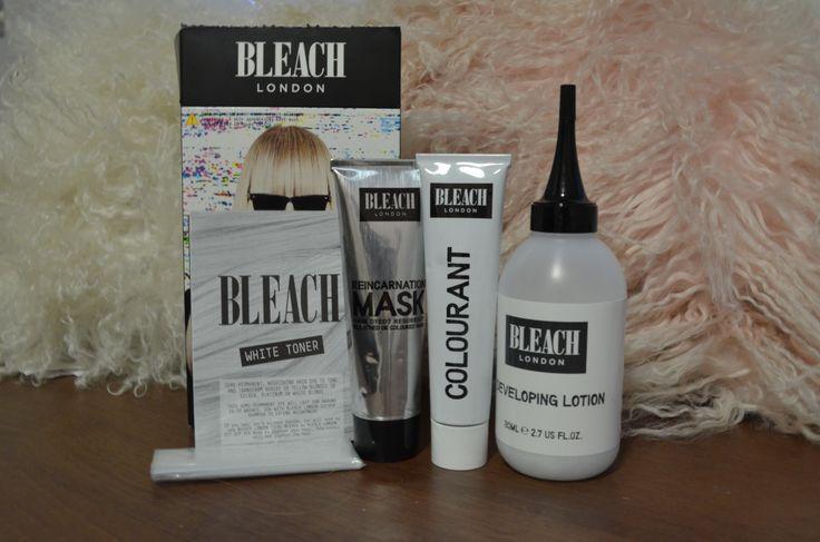 Bleach london bleach london white toner bleach