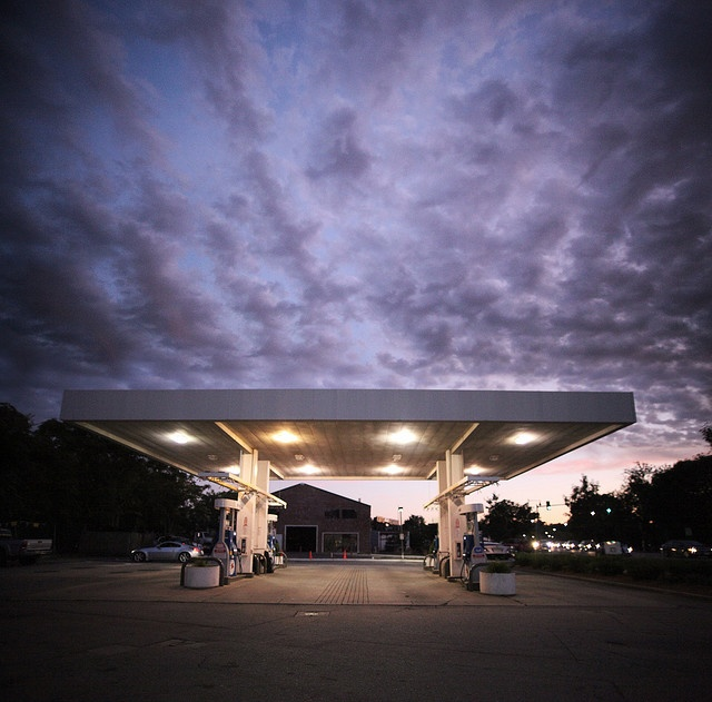 gas_station_sunset