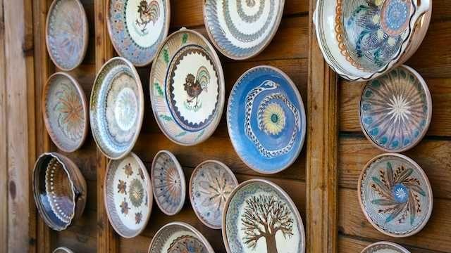 Ceramics from Horezu (Romania)