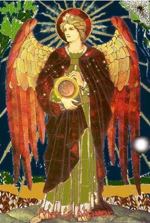 Arcángel Uriel es el Arcángel del suministro, la paz y el equilibrio entre la mente y el espíritu. Pide y se te dará!!! cuando necesites algo urgente