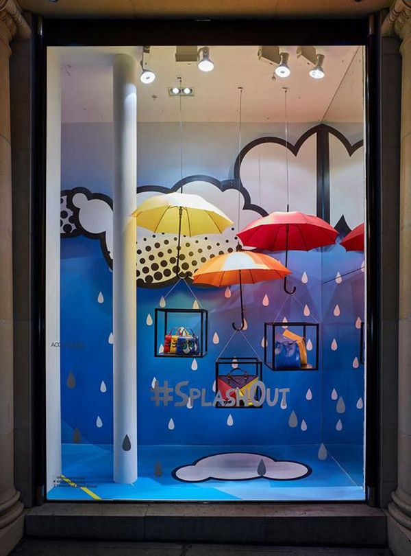 25 Cool And Creative Store S Window Display Ideas Home Design And Interior Store Window Displays Window Display Retail Store Window Display,Simple Modern Style Wooden Dressing Table Designs For Bedroom