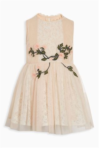 Summer wedding season is (almost) with us, and the party dresses are out in full force! Surely this one comes in adult sizes...