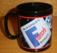 Price $14.25 1989 McDONALDS French Roast Collectible Black Coffee Mug Cup This be...