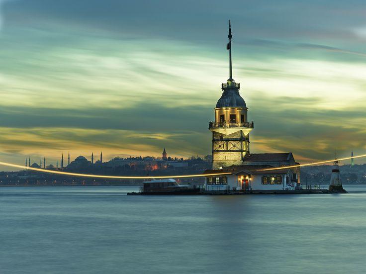 Kiz Kulesi Tower 2