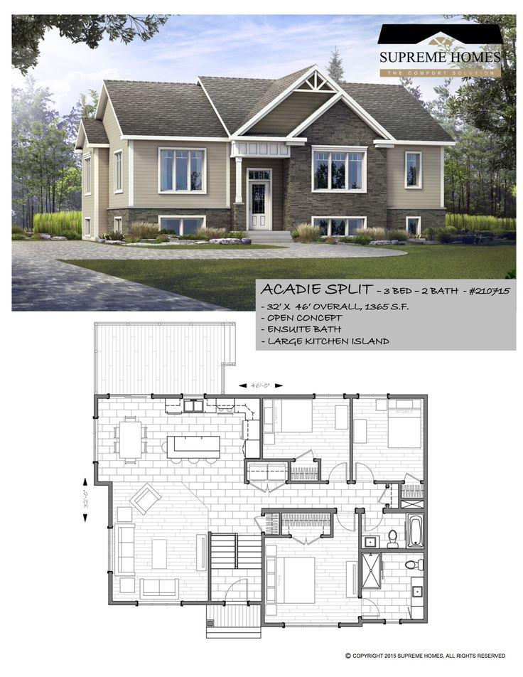 37 best maisons supr mes plans supreme homes plans images on pinterest supreme back porches. Black Bedroom Furniture Sets. Home Design Ideas