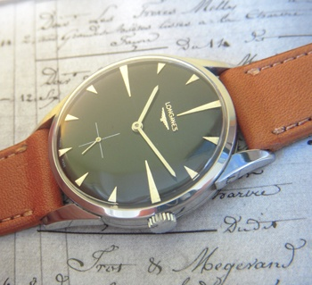 Classic Vintage Swiss Made LONGINES Mens watch 1960s