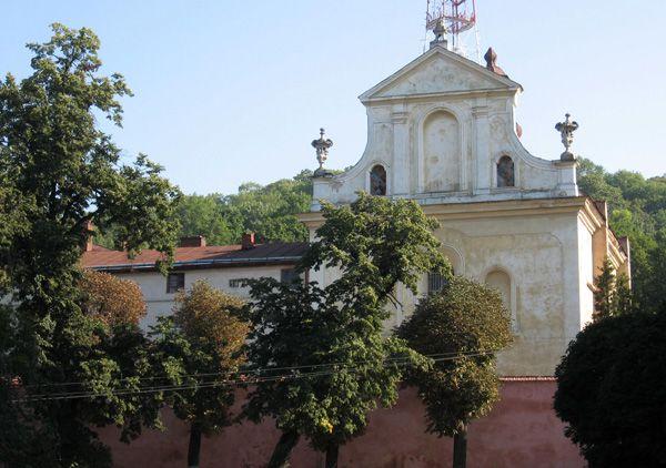 Католические монашеские ордена во Львове (продолжение)