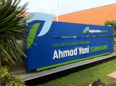 Sejarah Bandara achmad yani Semarang