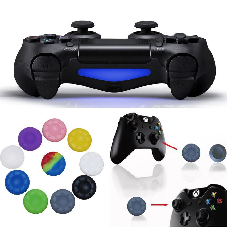 New Styling 10pcs Universal Analog Joystick Button Pad Protector Case For PS4 PS3 Xbox 360 Xbox One Wireless Controller -  Buy online New Styling 10pcs Universal Analog Joystick Button Pad Protector Case For PS4 PS3 Xbox 360 Xbox One Wireless Controller only US $3.82 US $3.44. We provide the information of finest and low cost which integrated super save shipping for New Styling 10pcs Universal Analog Joystick Button Pad Protector Case For PS4 PS3 Xbox 360 Xbox One Wireless Controller or any…