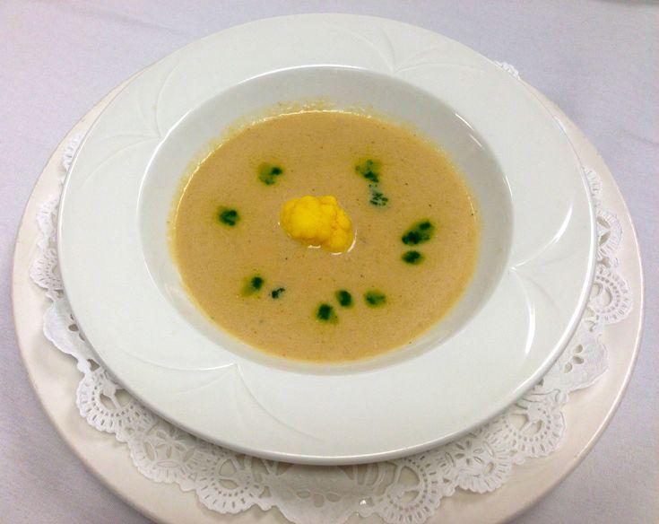 Creme Dubarry Soup