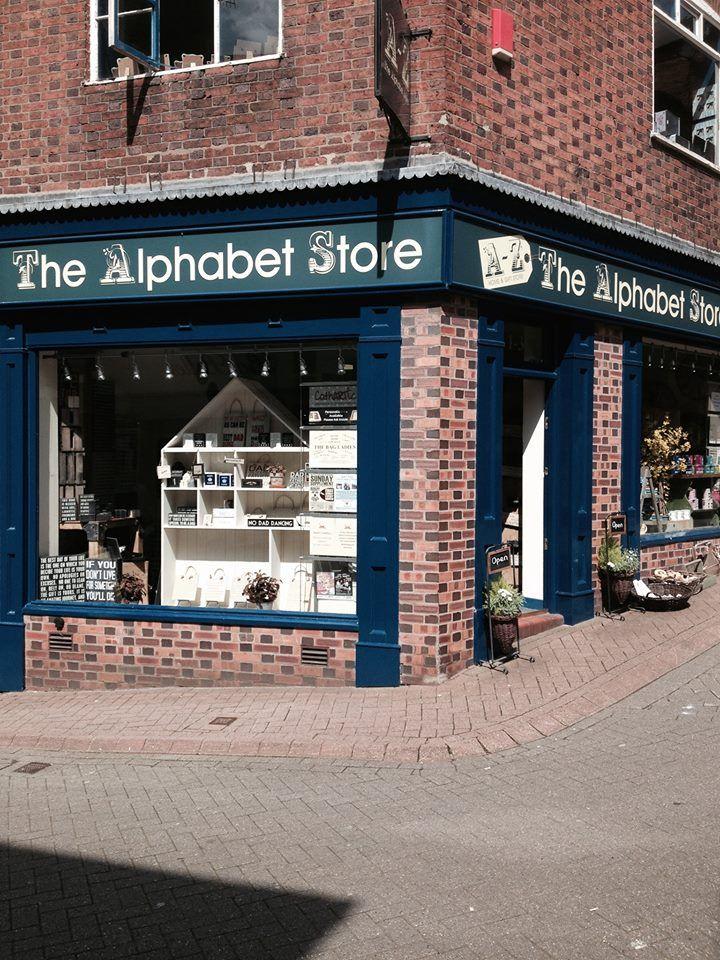 My shop - Stanley Street - Leek