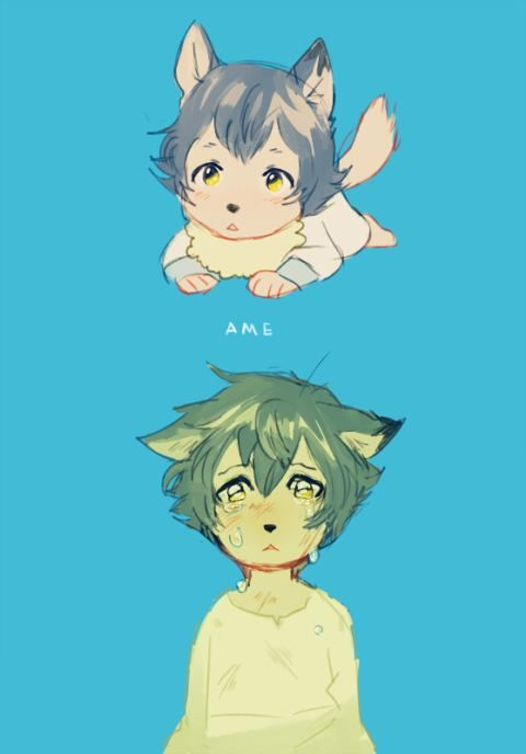 Wolf Children - Ame