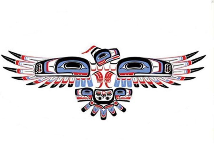 Native American Thunderbird Tribal Thunderbird   w...