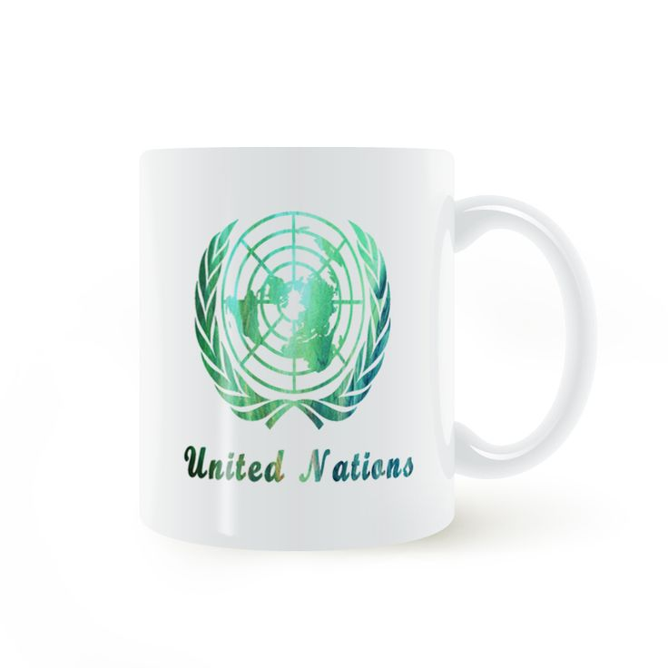 Find More Mugs Information about United Nations Coat of Arms Logo UN Flag Mug Coffee Milk Ceramic Cup Creative DIY Gifts Home Decor Mugs 11oz T192,High Quality ceramic cup,China decorative mugs Suppliers, Cheap cup creative from Double Seven Store on Aliexpress.com