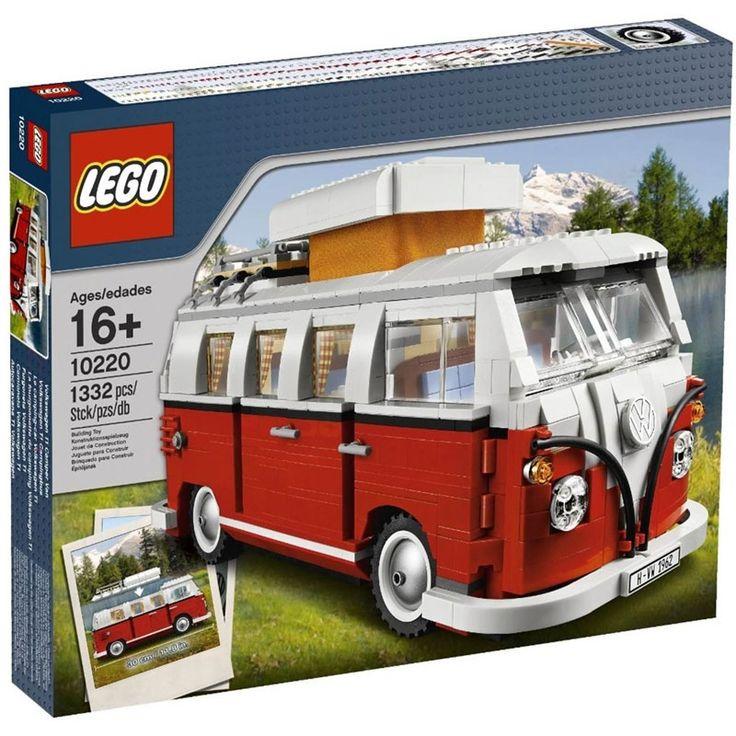 Lego Creator Speciale Collezionisti Volkswagen T1 Camper - 10220 - Lego - Jocando