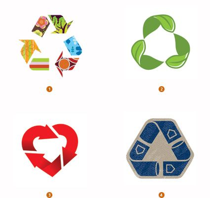 Cool Recycle Logo Best 25+ Recycl...