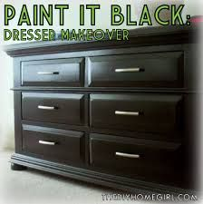 Image Result For How To Paint Pine Furniture Black