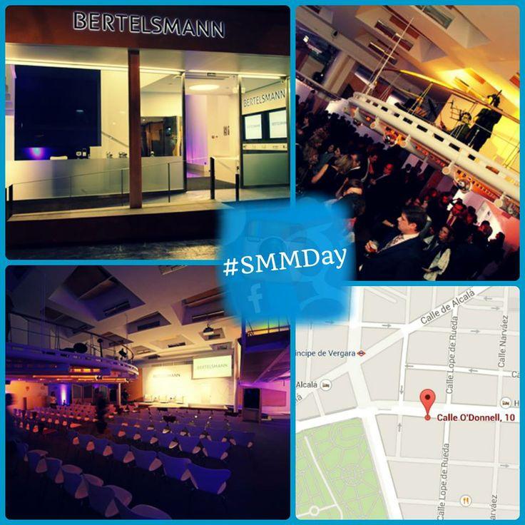 En #Barcelona, Valkiria Hub Space será el escenario de lujo para nuestro #SMMDay