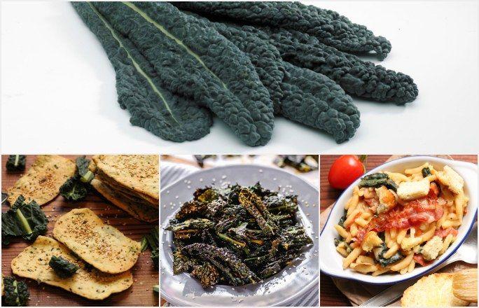 Ricette con il kale: il cavolo nero tanto amato in America