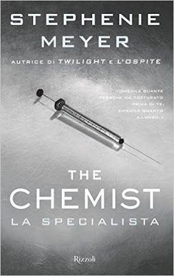 Leggere Romanticamente e Fantasy: Anteprima: The chemist. La specialista di Stepheni...