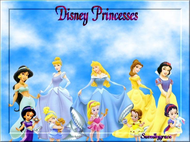 Disney Princess Wallpaper - disney-princess Wallpaper
