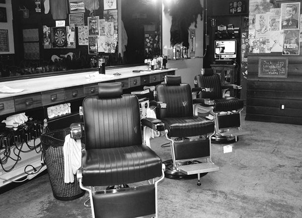 Dominion Barbers is a small local barbershop in Gas town Vancouver. They are part of a group called the Donnelly Group. Bringing award winning self service barber shops to the downtown Vancouver. These barber shops are bringing back the old craft of barbe…