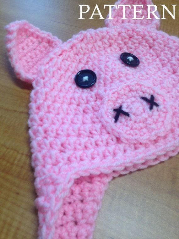 17 Best ideas about Crochet Pig on Pinterest Crochet ...
