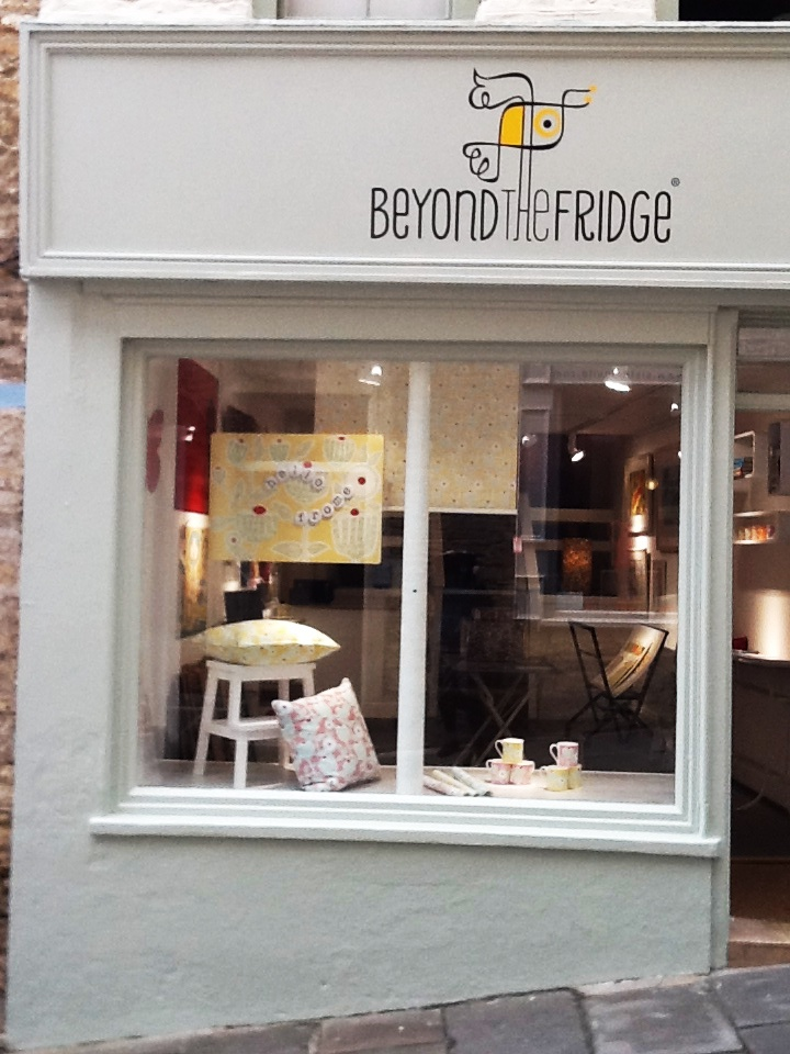 Our very own Indie shop on Catherine Hill, Frome, Somerset.