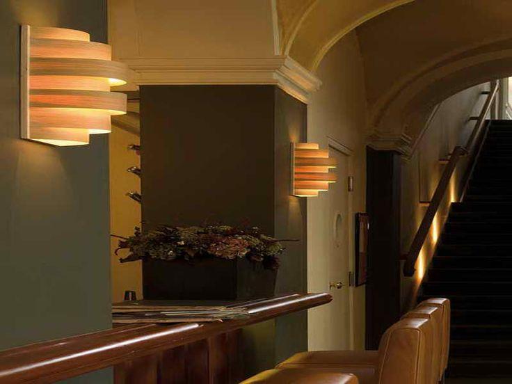 Wood Veneer Lamp Home