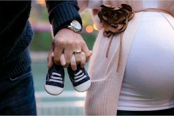 Toda chica embarazada tiene que ver esto ¡Lindísimo!