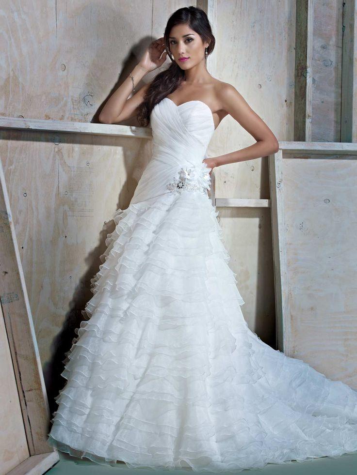 17 best Ella Rosa - Bridal images on Pinterest | Short wedding gowns ...