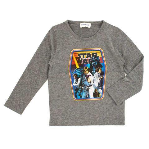 T-shirt star wars  enfant Simple Kids - Maralex Kids