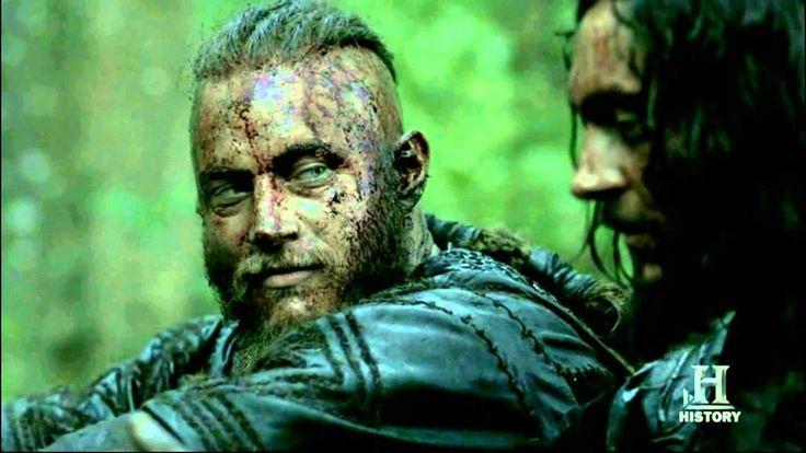 Vikings - Never Let Me Go (Ragnar/Athelstan)