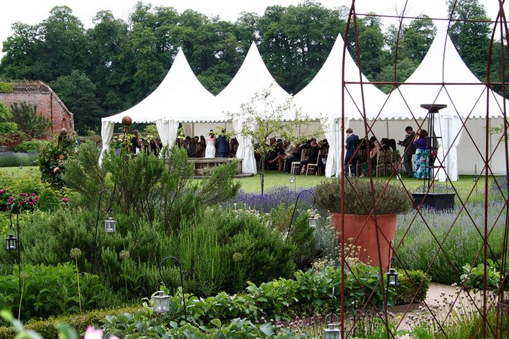Ceremony Top Hat Tents