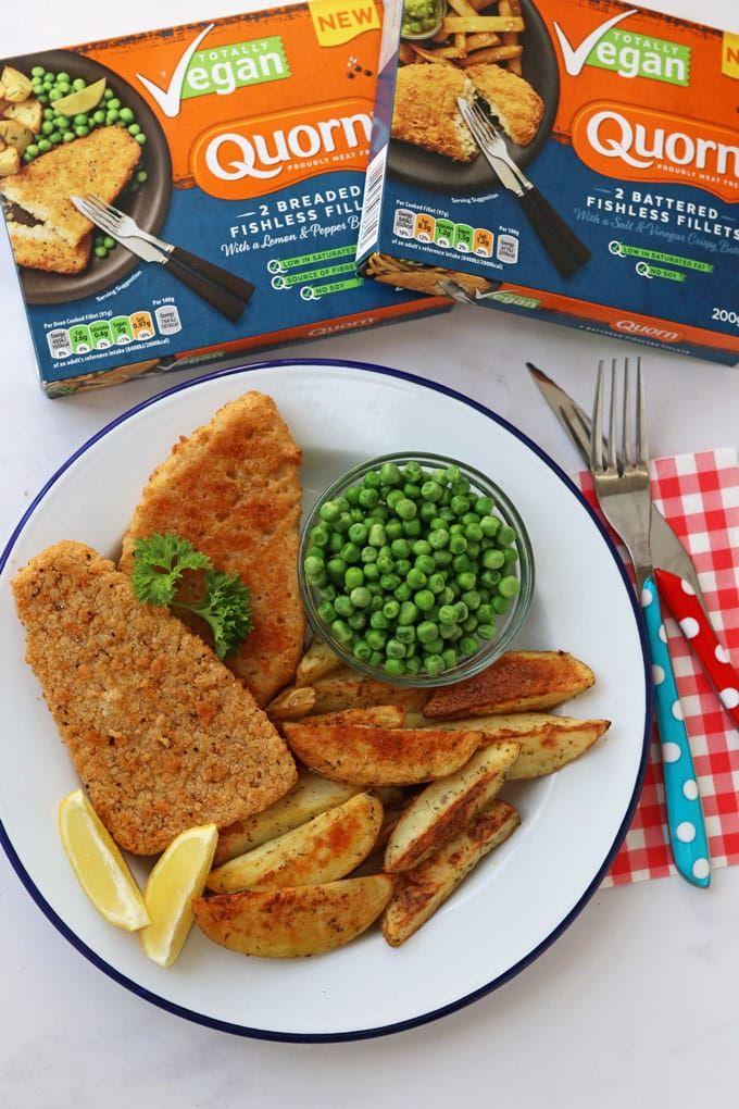 Vegan Fish Chips Recipe Vegan Fish And Chips Vegan Fish Fish And Chips