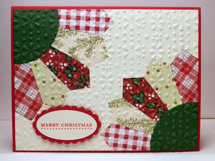 104 best Quilt Cards images on Pinterest | Cards, Paper and Cardmaking : handmade christmas quilts - Adamdwight.com