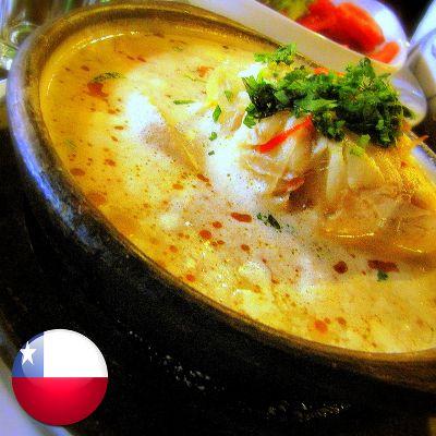 Berfend Ber: Şili Mutfağı / Chilean Cuisine