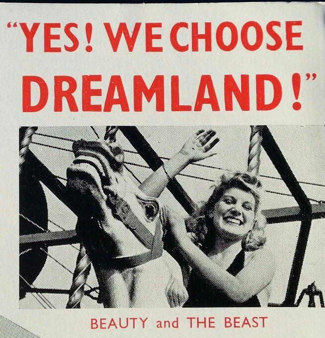 We choose Dreamland!
