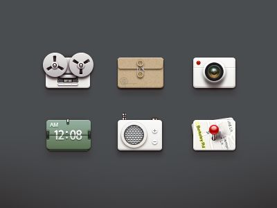 Icons by Paco